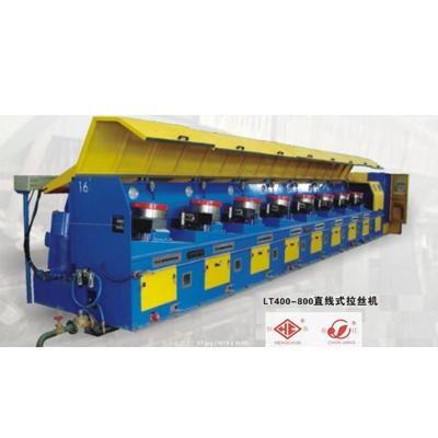 LZ400-800直进式拉丝机
