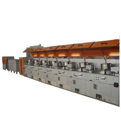 300-400直进式拉丝机