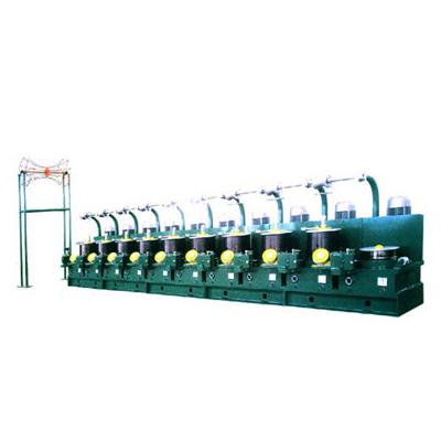LFD-450/10一级十模铝线拉丝机