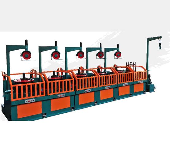 LWX-高速低噪音-滑轮式拉丝机
