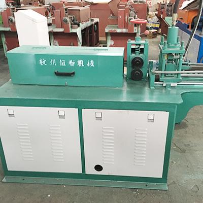 厂家供应小型全自动精密切割矫直机数控液压自动钢筋切割机批发