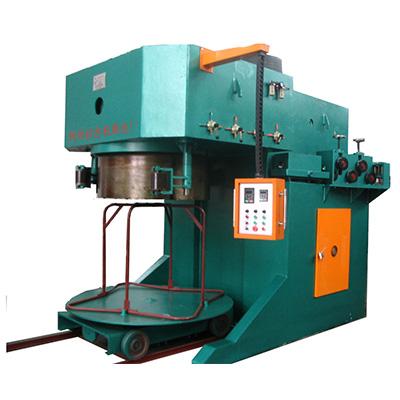 LDD-1/1000单柱倒立式变频控制金属拉丝机